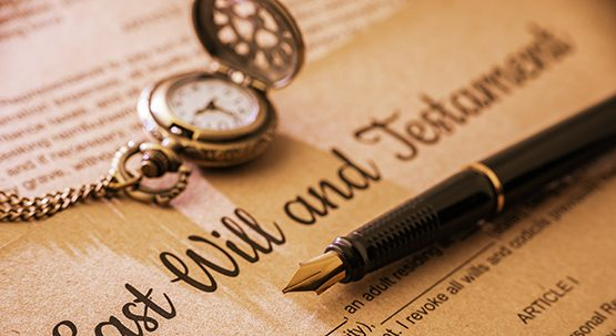 Intestate Succession—Dying Without a Will Image