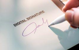 Electronic Signatures Thumbnail